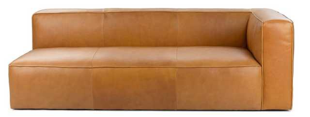 Mello Taos Tan Right Arm Sofa - Article
