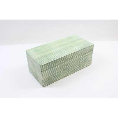 Parthenia Manufactured Wood Box - Wayfair