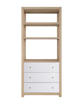 ADELINE ETAGERE, NATURAL - McGee & Co.