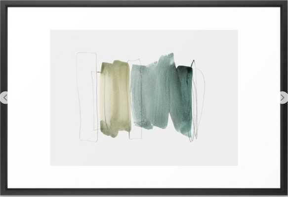 minimalism 5 Framed Art Print - Society6