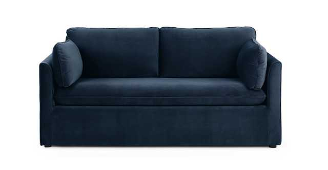 Oneira Tidal Blue Sleeper Sofa - Article