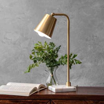 """Durkin 20"""" Desk Lamp - Wayfair"""