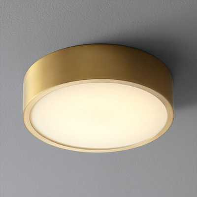 FIONA FLUSH MOUNT WALL AND CEILING LIGHT - Shades of Light