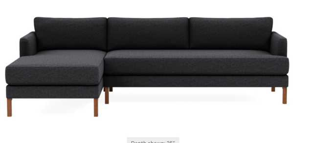 WINSLOW Sectional - Interior Define