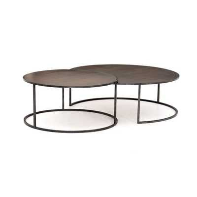 CATALINA NESTING COFFEE TABLE - Perigold