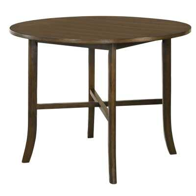 Terrence Round Counter Height Dining Table - Wayfair
