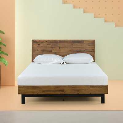 Serenity Platform Bed - Wayfair