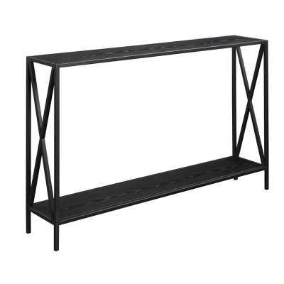 Abbottsmoor Metal Frame Console Table - Wayfair