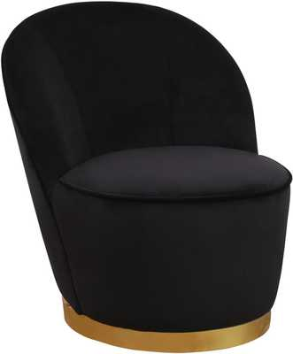 Milana Chair, Black - Studio Marcette
