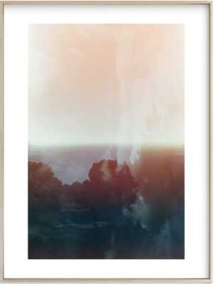 Paradise for the Soul with White Border - Minted