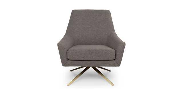 Spin Swivel Chair - Desert Gray - Article