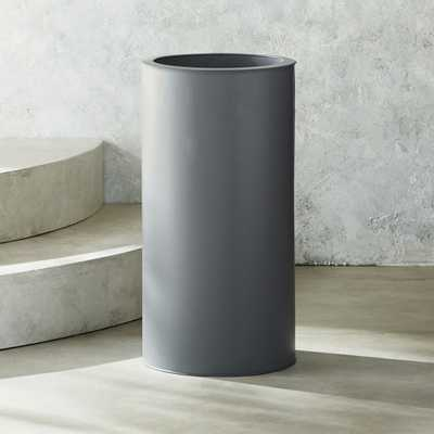 Stax Planter Medium Grey - CB2