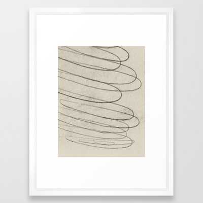 Primal Framed Art Print - Society6