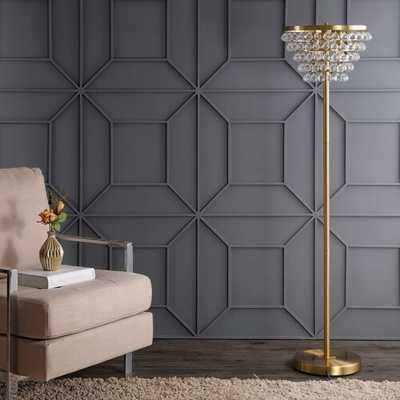 "Waconia 60"" Floor Lamp - Wayfair"