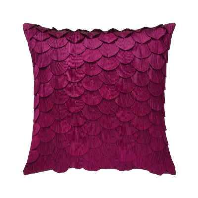 Ombelle Cotton Down Throw Pillow - Perigold