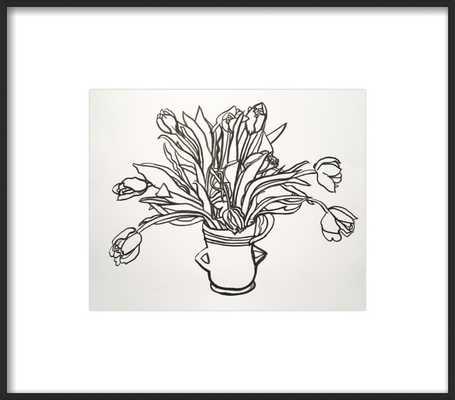 Winter Tulips - Artfully Walls
