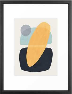 "Galiena Framed Art Print - 20"" x 26"" - Society6"