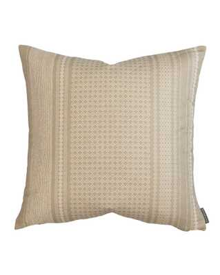"ELLEN DOTTED PRINT PILLOW COVER, 24"" x 24"" - McGee & Co."