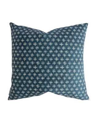 NEWPORT CROSS PILLOW COVER - McGee & Co.