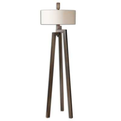 "Stahl 60"" Tripod Floor Lamp - Wayfair"