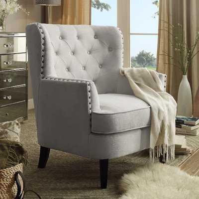 Ivo Wingback Chair - Wayfair