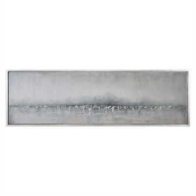 Tides Edge Hand Painted Canvas - Hudsonhill Foundry