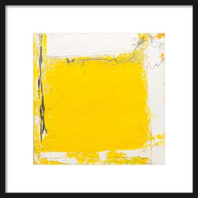 Tache Jaune by Eran Partouche for Artfully Walls - Artfully Walls