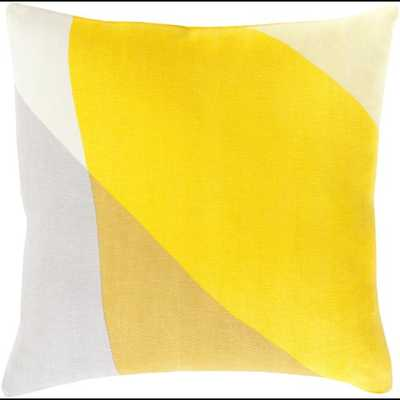 Teori Pillow Shell With Down Insert - Neva Home