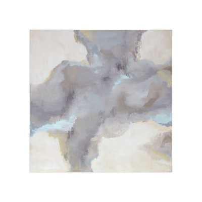 Cloud View - Unframed Print - Minted
