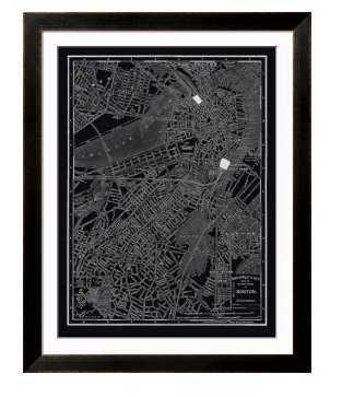 "Boston, 1895 -32""x42"" - art.com"