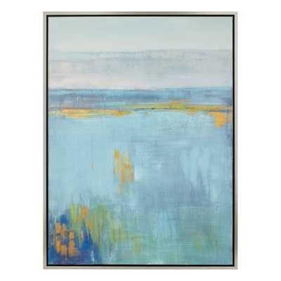 Oceanwaves Artwork - Mercer Collection