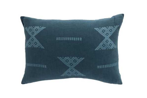 Zuria Woven Pillow - McGee & Co.