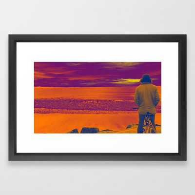 Byron Bay Down Patrol - Vector Black - Society6