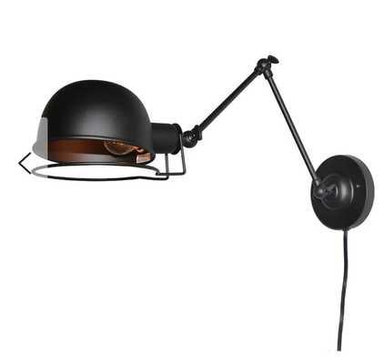 Murchison 1-Light Wall Swing Arm Lamp - Wayfair
