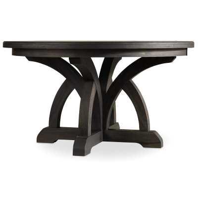 Corsica Extendable Dining Table / Espresso - Wayfair