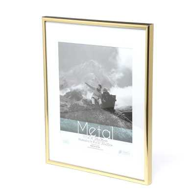 "Gold Picture Frame, 11"" x 14"" - Wayfair"