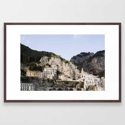Amalfi Coast Italy - Society6