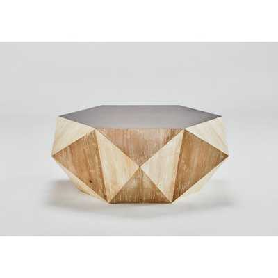 Raymundo Hexagon Coffee Table - Wayfair