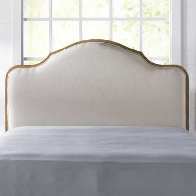 Barbery Upholstered Panel Headboard - Wayfair