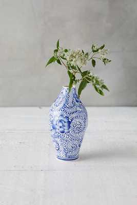 Chinoiserie Bud Vase - Medium - Anthropologie