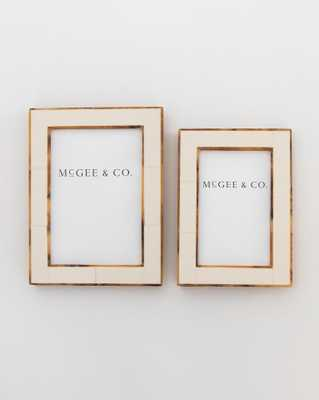BORDER RESIN FRAME - McGee & Co.