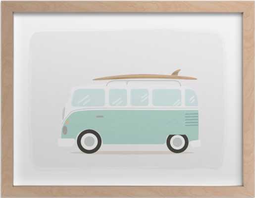 Beach Bus - Minted