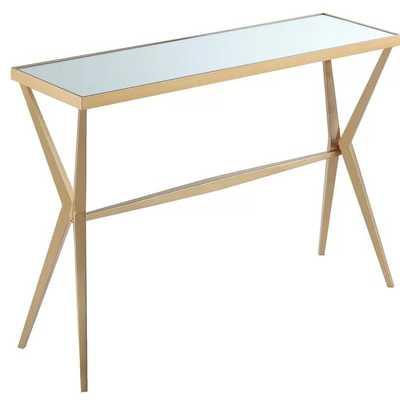 """Graceville 42"""" Console Table - Wayfair"""