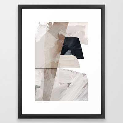 Smooth Framed Art Print - Society6