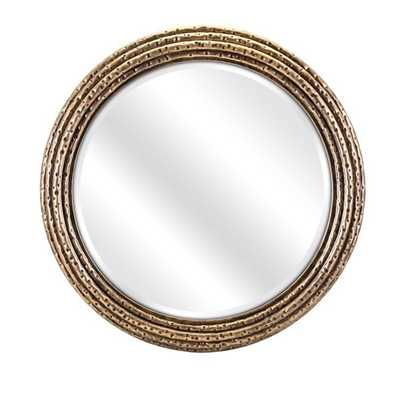 Oralia Gold Mirror - Mercer Collection