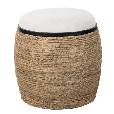 Tristian Accent Stool - Cove Goods
