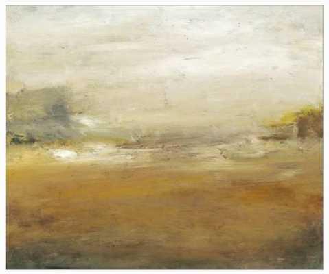 "Along the Island II- 36' x 30"" Canvas - art.com"