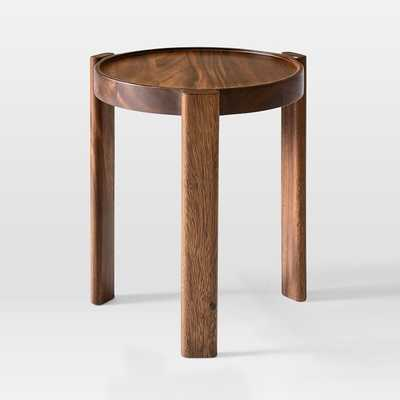 Wood Stacking Side Table - West Elm