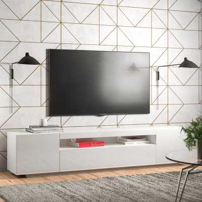 "TV Stand for TVs up to 88"" - Wayfair"