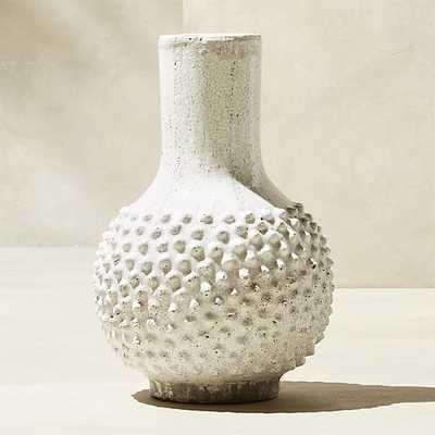 Hayes Tall Outdoor Vase - CB2